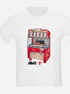 """AMI """"F"""" Kids T-Shirt"""