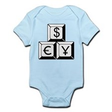 Money Infant Bodysuit