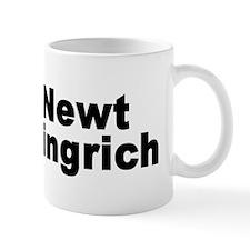 I Love Newt Gingrich Coffee Mug