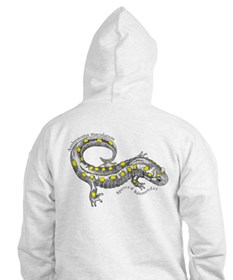 Amphibians and reptiles Hoodie