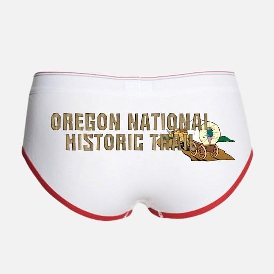 ABH Oregon National Historic Tra Women's Boy Brief
