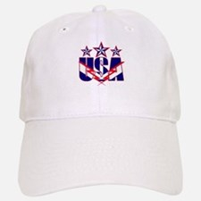 Stars and stripes Baseball Baseball Cap
