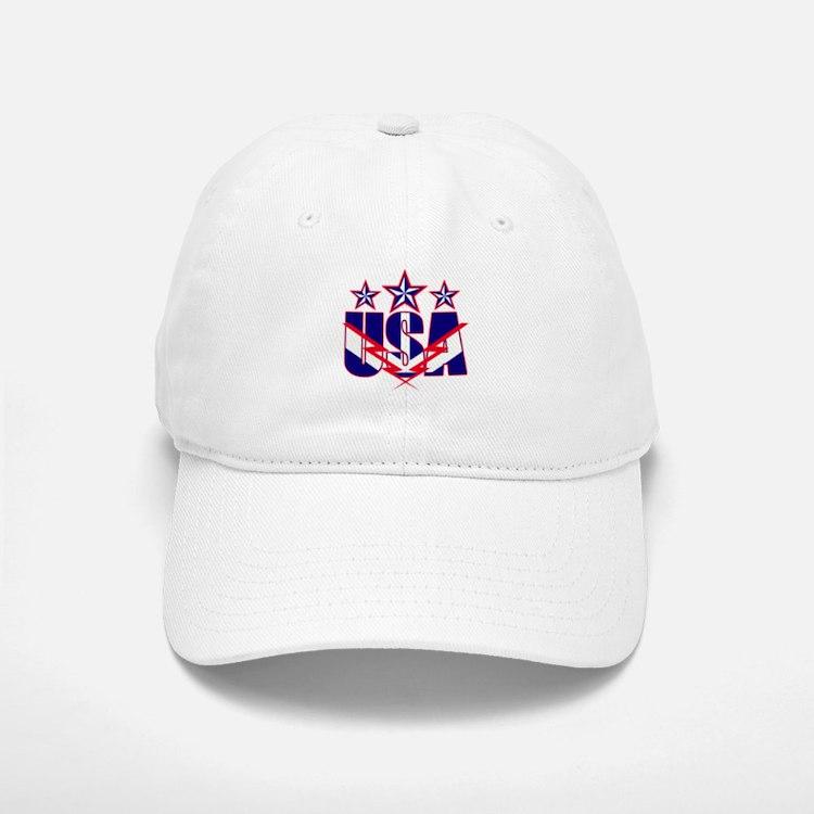Stars and stripes Baseball Baseball Cap