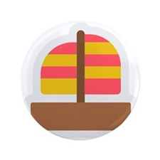Papyrus Boat Decal