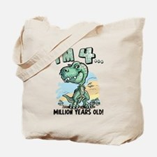 4 Million Years Old Tote Bag