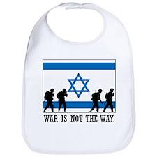 Anti War Israel Bib