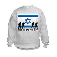 Anti War Israel Sweatshirt