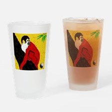Repulse The Monkey Drinking Glass