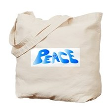Groovy Peace Tote Bag