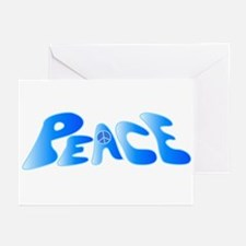 Groovy Peace Greeting Cards (Pk of 10)