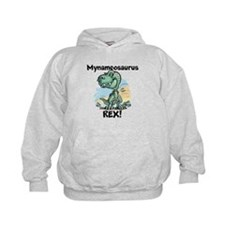Personalizable Rex Hoodie
