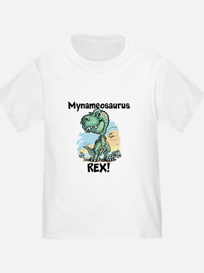 Personalizable Rex T