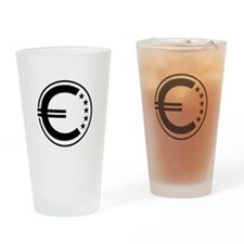 Money Drinking Glass