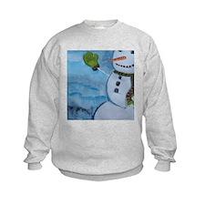 Cute Holiday art Sweatshirt