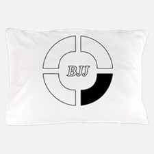 brazilian jiu jitsu Pillow Case