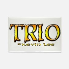 TRIO by Kevin Lee Rectangle Magnet