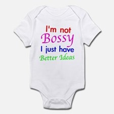 Not Bossy Infant Creeper
