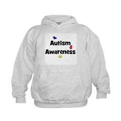 Autism Awareness (black) Hoodie