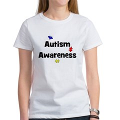 Autism Awareness (black) Tee