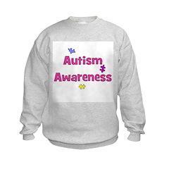 Autism Awareness (pink) Sweatshirt