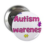 Autism Awareness (pink) Button