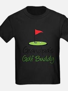 Grandpa's Golf Buddy T-Shirt