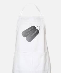 My Daughter survived basic training Apron