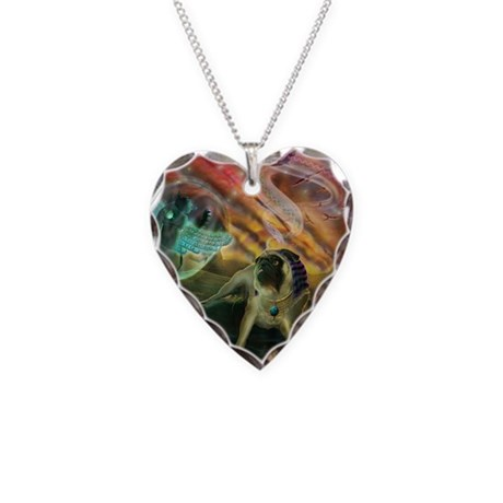 Lucid Necklace Heart Charm