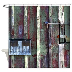 No Smoking Photograph Shower Curtain