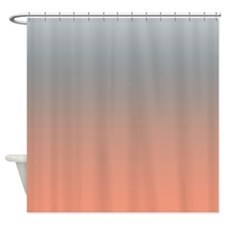 Peach Colored Shower Curtains Peach Colored Fabric