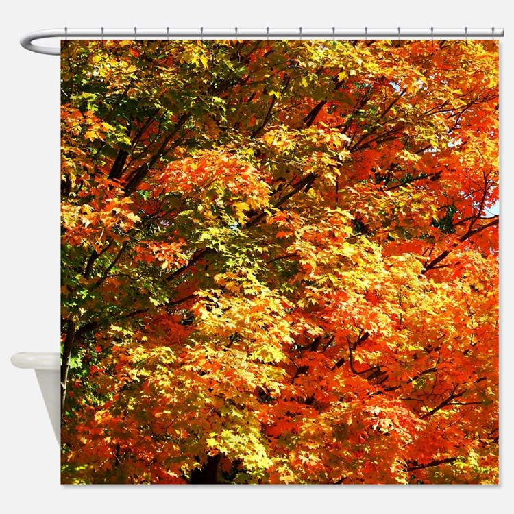 Autumn Bathroom Accessories Decor Cafepress