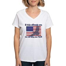 Flag Eagle Patriot Shirt