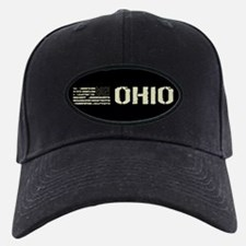 Black Flag: Ohio Baseball Hat