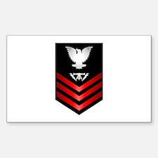 Navy Fire Controlman First Class Decal