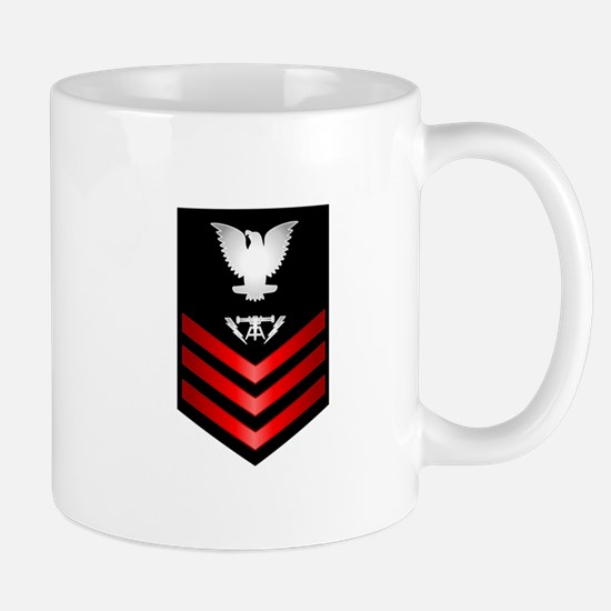Navy Fire Controlman First Class Mug