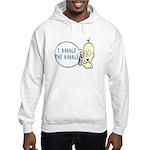 I Babble The Babble Hooded Sweatshirt