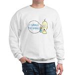 I Babble The Babble Sweatshirt