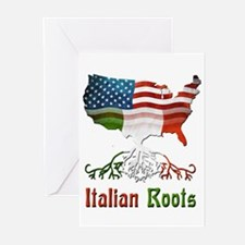 American Italian Roots Greeting Cards (Pk of 20)