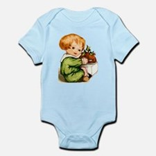 christmaspudding Infant Bodysuit