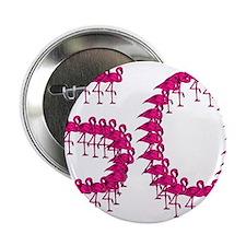 "Flamingo Fifty Festive Fun for the Big 5-0! 2.25"""