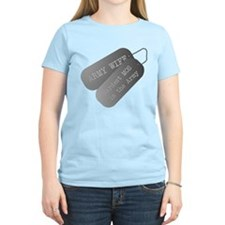 Army wife hardest MOS in the Army T-Shirt