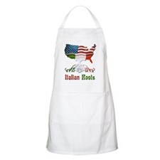 American Italian Roots Apron
