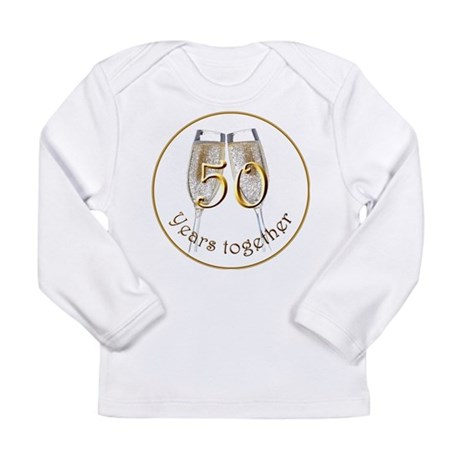 50 Years Together Long Sleeve Infant T-Shirt