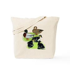 Gray Call Family Tote Bag