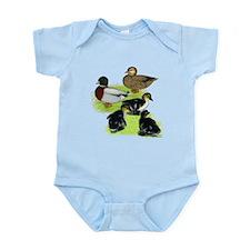 Gray Call Family Infant Bodysuit