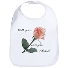 Will you go to prom with me? Bib