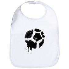 rugged soccerball Bib