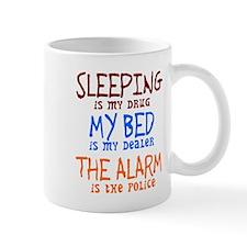 Sleeping Is My Drug Mug