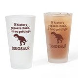 History Pint Glasses