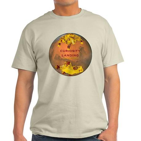 Curiosity Landing Light T-Shirt